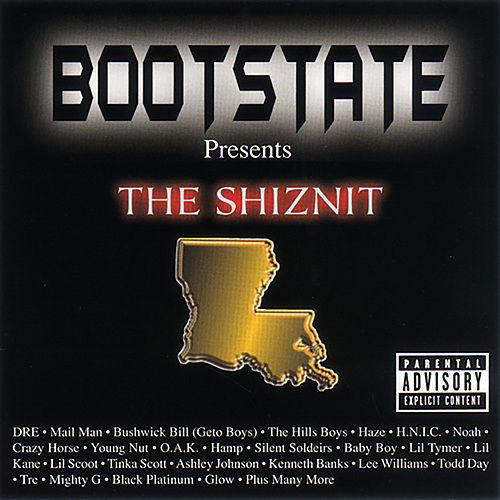 Bootstate Present the Shiznit de Various Artists
