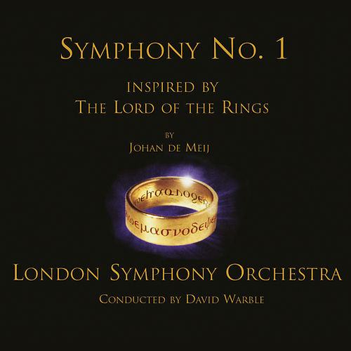De Meij, Symphony No. 1 (inspired by 'The Lord of the Rings') & Dukas: The Sorcerer's Apprentice by London Symphony Orchestra