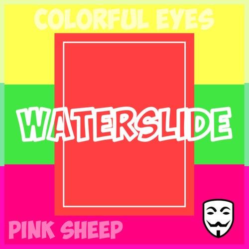 Waterslide by Pink Sheep