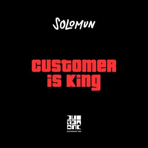 Customer Is King EP de Solomun