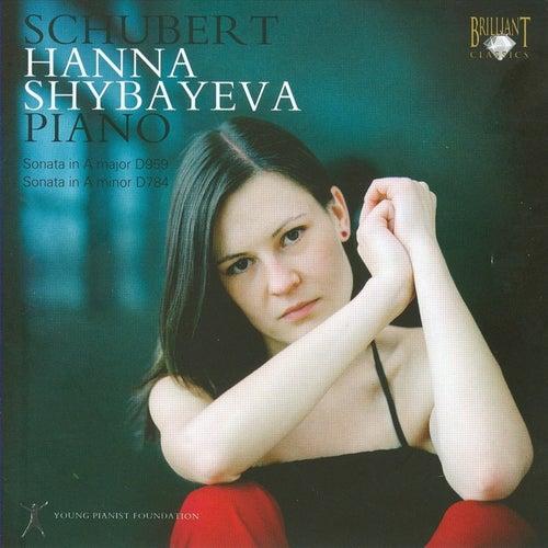 Schubert: Hanna Shybayeva de Hanna Shybayeva