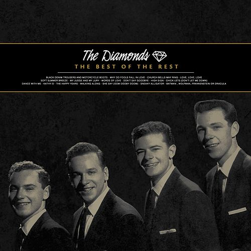 The Best of the Rest von The Diamonds