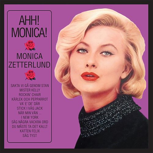 Ahh! Monica! de Monica Zetterlund