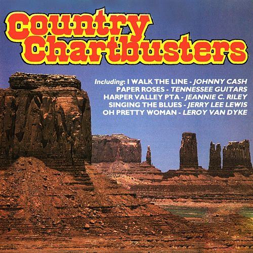 Country Chartbusters de Various Artists