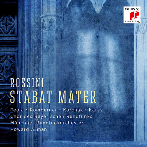 Stabat Mater/VIII. Inflammatus (Aria and Chorus) von Howard Arman