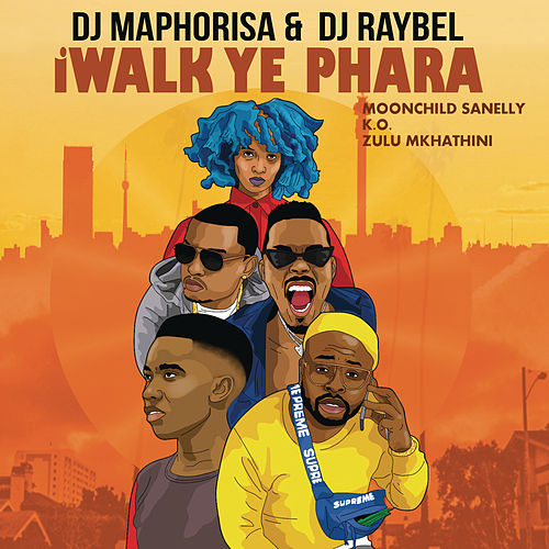 iWalk Ye Phara by DJ Maphorisa
