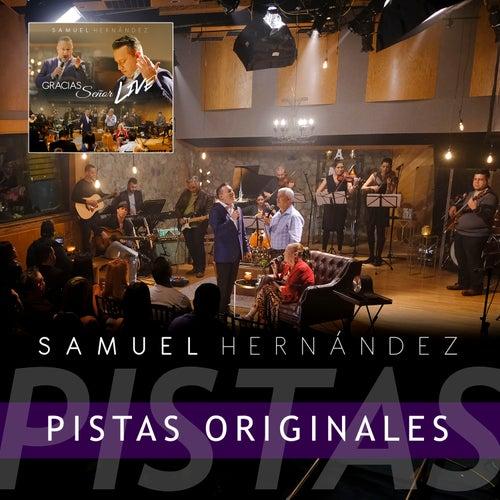 Gracias Señor Live (Pistas Originales) de Samuel Hernández