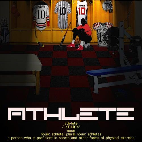 Athlete by John Roberts
