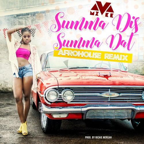 Summa Dis Summa Dat by MzVee