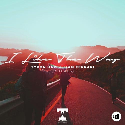 I Like The Way (Remixes) van Tyron Hapi
