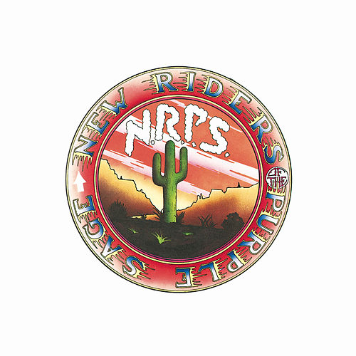 New Riders Of The Purple Sage von New Riders Of The Purple Sage