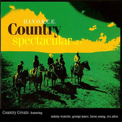 Country Spectacular, Vol. 1 de Various Artists
