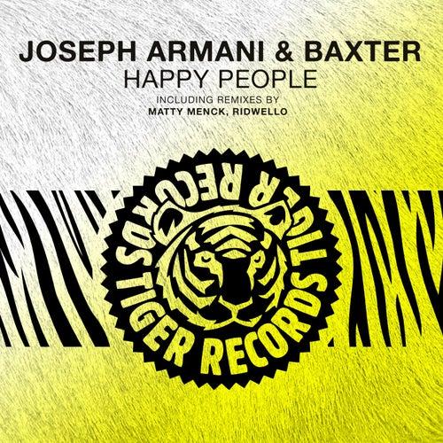 Happy People by Joseph Armani