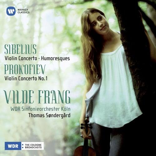 Prokofiev & Sibelius: Violin Concertos von Thomas Søndergård