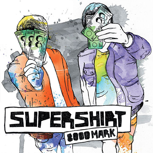 8000 Mark (Remixes) by Supershirt