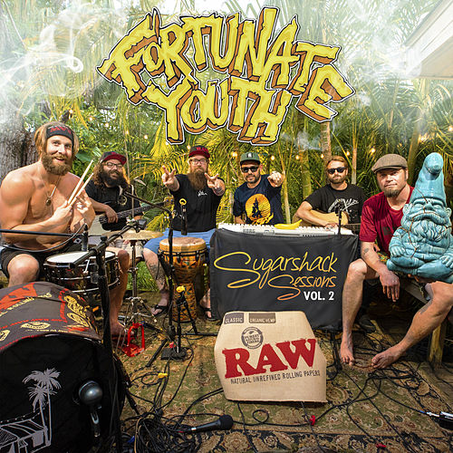Sugarshack Sessions, Vol. 2 by Fortunate Youth