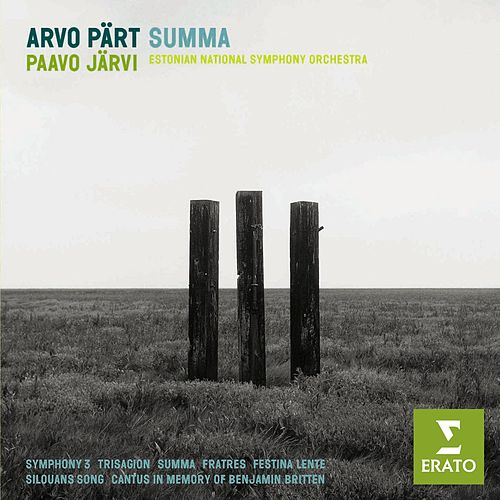 Summa by Arvo Pärt