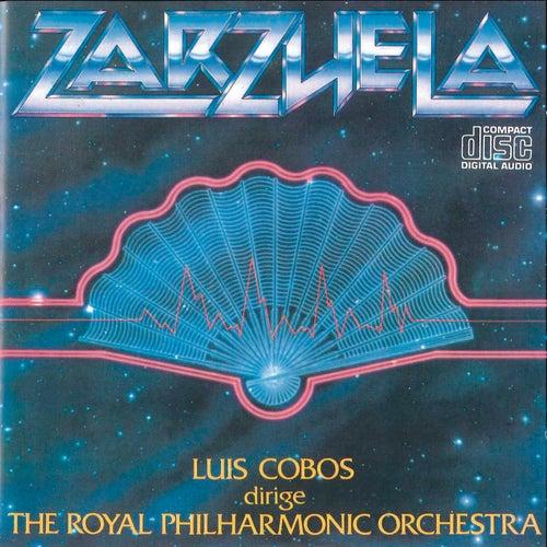 Zarzuelas (Remasterizado) de Luis Cobos