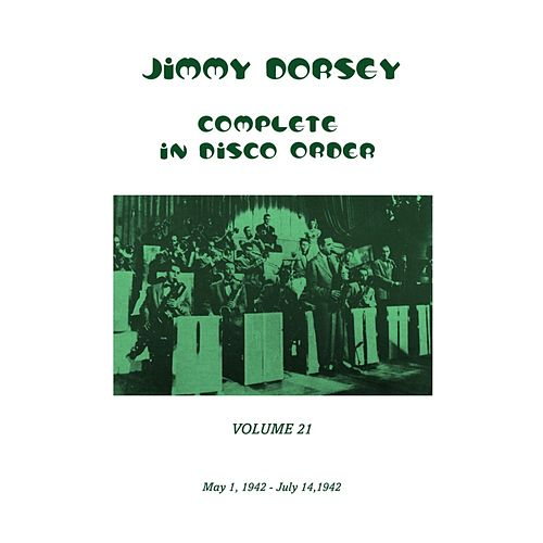 Complete In Disco Order, Vol. 1 de Jimmy Dorsey
