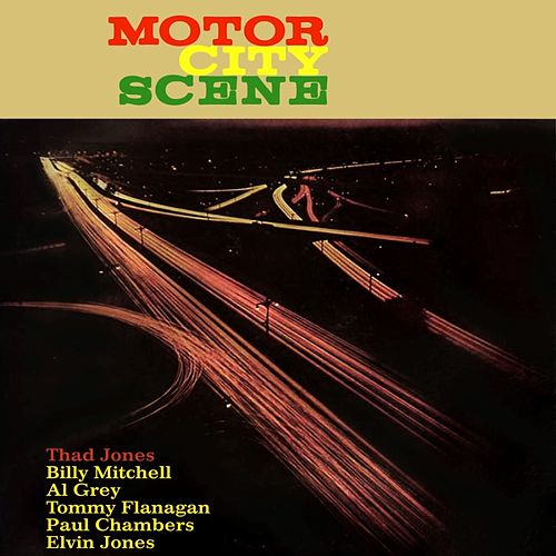 Motor City Scene de Thad Jones