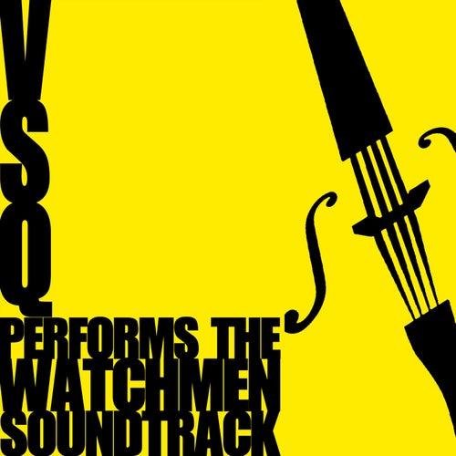 The Vitamin String Quartet Tribute to Watchmen Soundtrack de Vitamin String Quartet