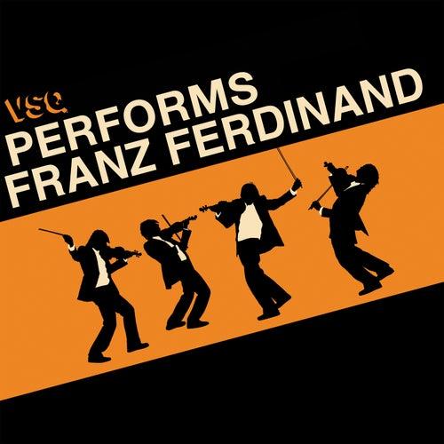 The Vitamin String Quartet Tribute to Franz Ferdinand de Vitamin String Quartet