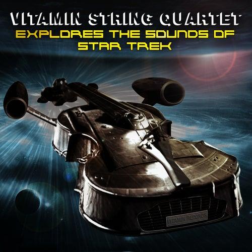 Vitamin String Quartet Tribute to Star Trek de Vitamin String Quartet