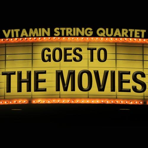 Vitamin String Quartet Goes to the Movies de Vitamin String Quartet