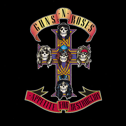 Appetite For Destruction de Guns N' Roses