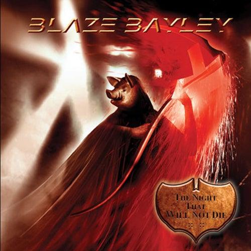 The Night That Will Not Die van Blaze Bayley