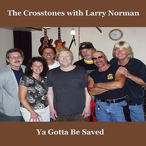 Ya Gotta Be Saved (feat. Larry Norman) de The Crosstones