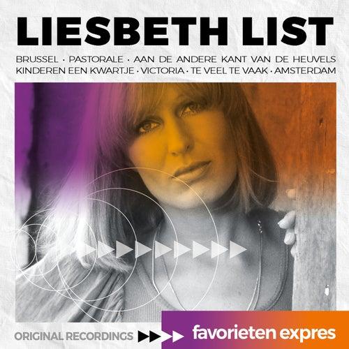 Favorieten Expres de Liesbeth List