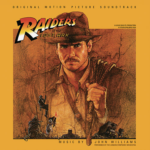 Raiders of the Lost Ark (Original Motion Picture Soundtrack) by John Williams
