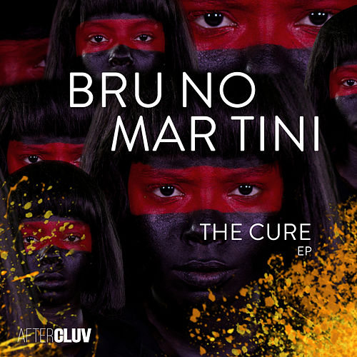 The Cure - EP (Radio Edits) de Bruno Martini