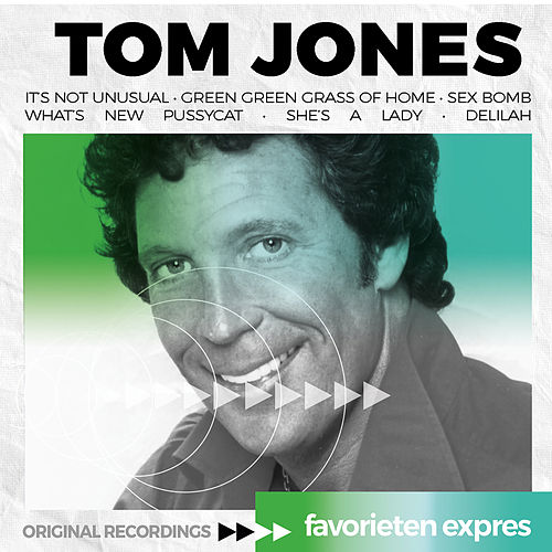 Favorieten Expres van Tom Jones