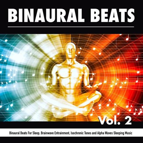 Binaural Beats For Sleep Brainwave Entrainment    [Fireheart Music