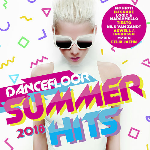 Dancefloor Summer Hits 2018 de Various Artists