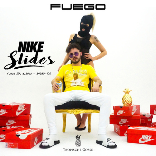 Nike Slides de Fuego
