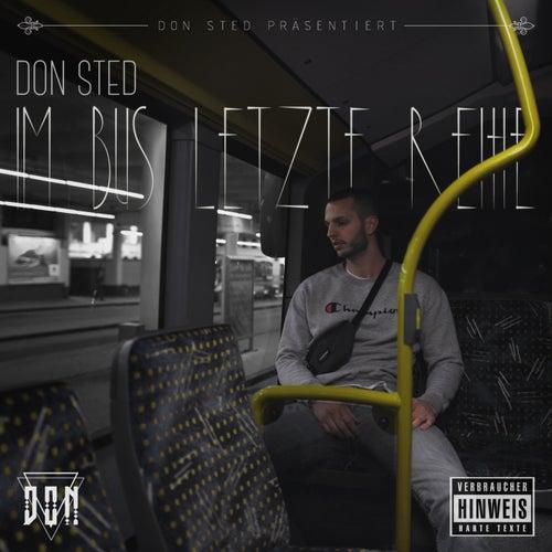 Im Bus letzte Reihe von Don Sted