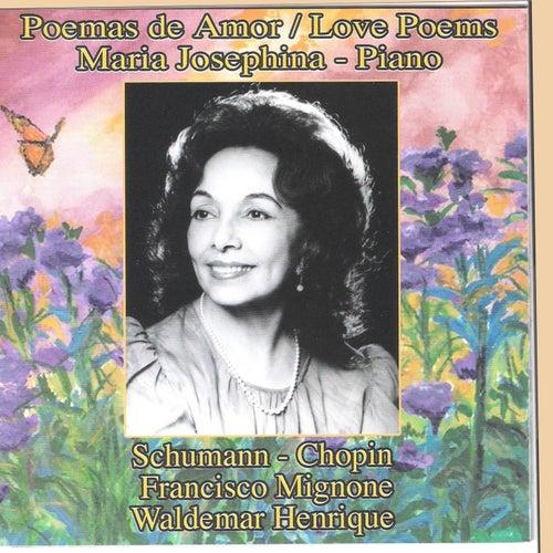 Poemas de Amor by Maria Josephina Mignone