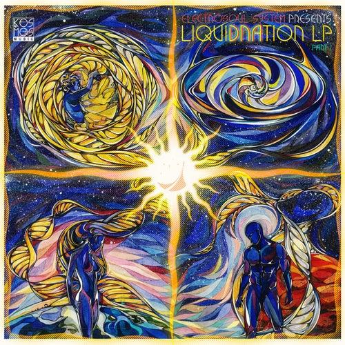 Electrosoul System Presents LiquiDNAtion LP Part 1 by Various Artists