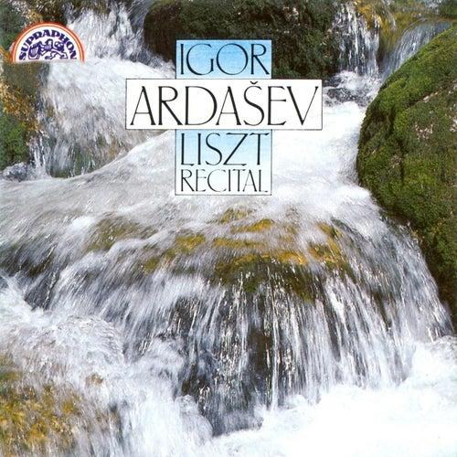 Liszt Recital von Igor Ardasev