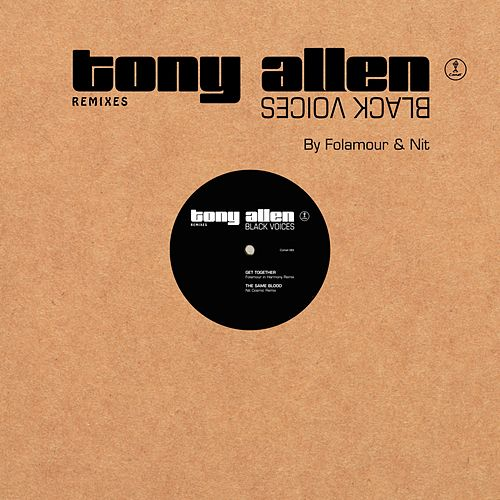 Black Voices (Remixes) de Tony Allen