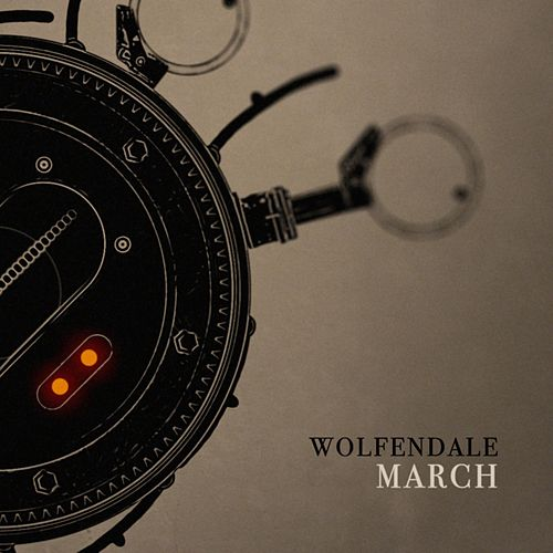 March by Wolfendale