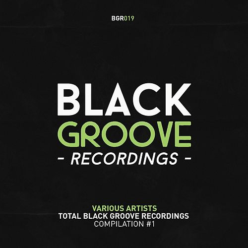 Total Black Groove #1 - EP von Various Artists