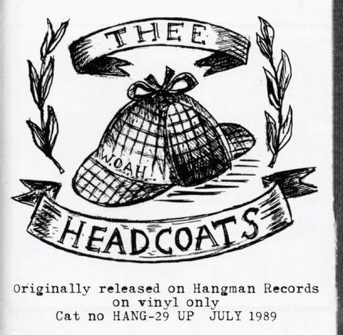 Headcoats Down! by Thee Headcoats