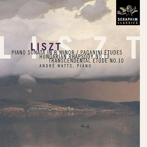 Liszt: Piano Recital by Andre Watts