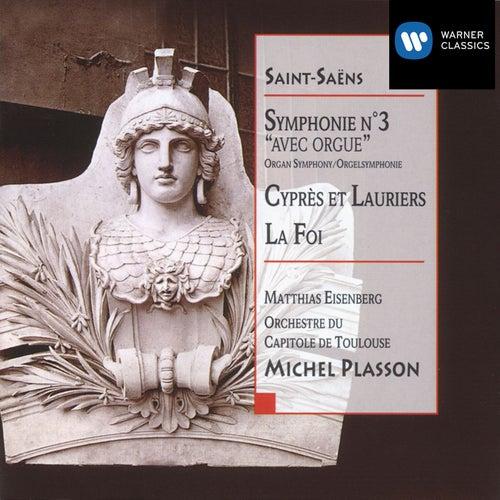 Saint-Saëns Symphony No. 3 etc de Michel Plasson