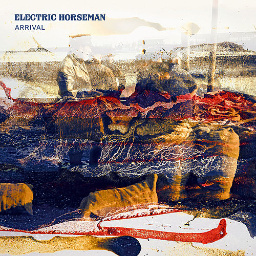 Arrival by Electric Horseman