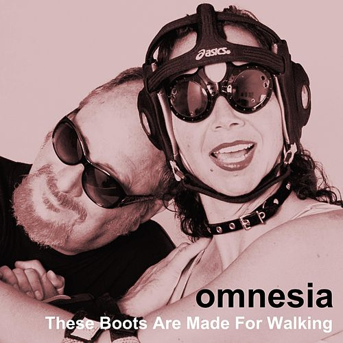 These Boots Were Made for Walkin' (Nancy Sinatra) von Omnesia